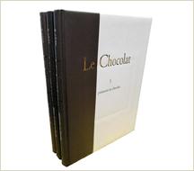 Le Chocolat(ル・ショコラ) チョコレート菓子 全3巻